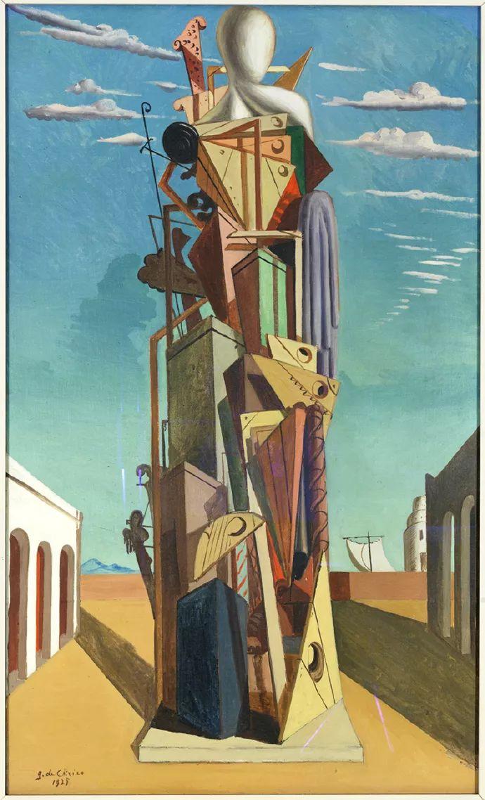 乔治·德·基里科,形而上学画派创始人之一插图21