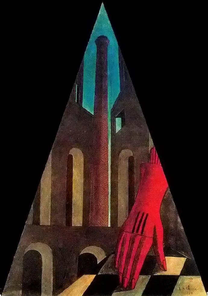 乔治·德·基里科,形而上学画派创始人之一插图33