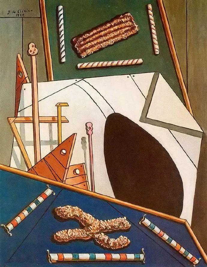 乔治·德·基里科,形而上学画派创始人之一插图37