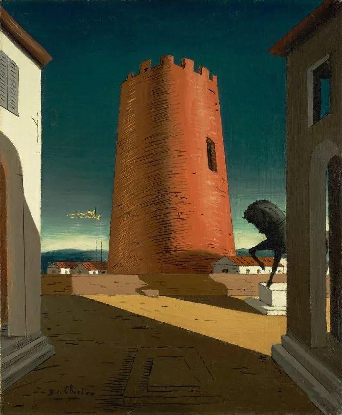 乔治·德·基里科,形而上学画派创始人之一插图41
