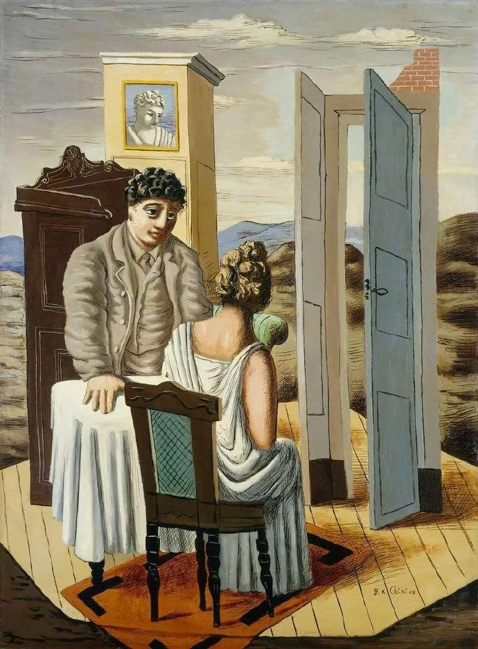 乔治·德·基里科,形而上学画派创始人之一插图43