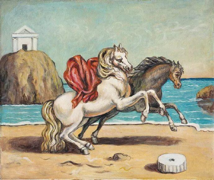 乔治·德·基里科,形而上学画派创始人之一插图45
