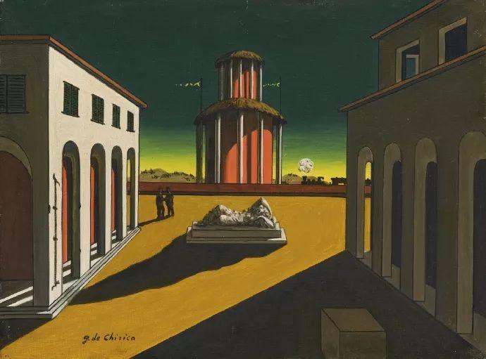 乔治·德·基里科,形而上学画派创始人之一插图47