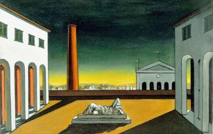 乔治·德·基里科,形而上学画派创始人之一插图51