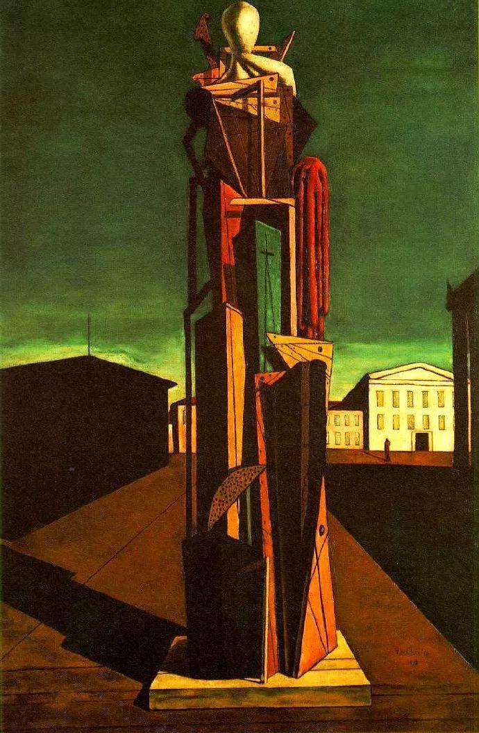 乔治·德·基里科,形而上学画派创始人之一插图55