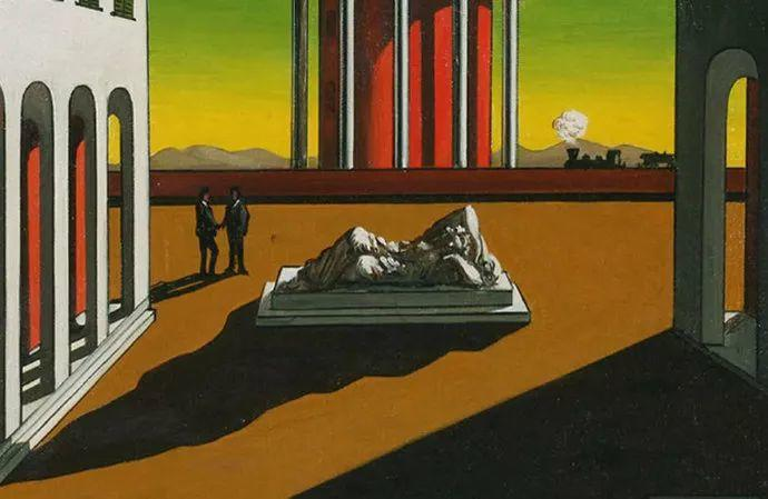 乔治·德·基里科,形而上学画派创始人之一插图57