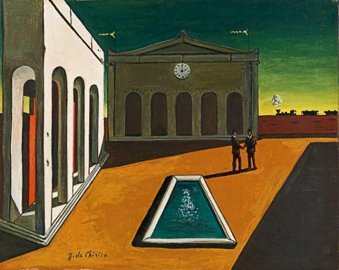 乔治·德·基里科,形而上学画派创始人之一插图59