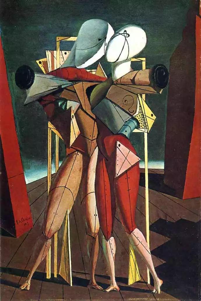 乔治·德·基里科,形而上学画派创始人之一插图61