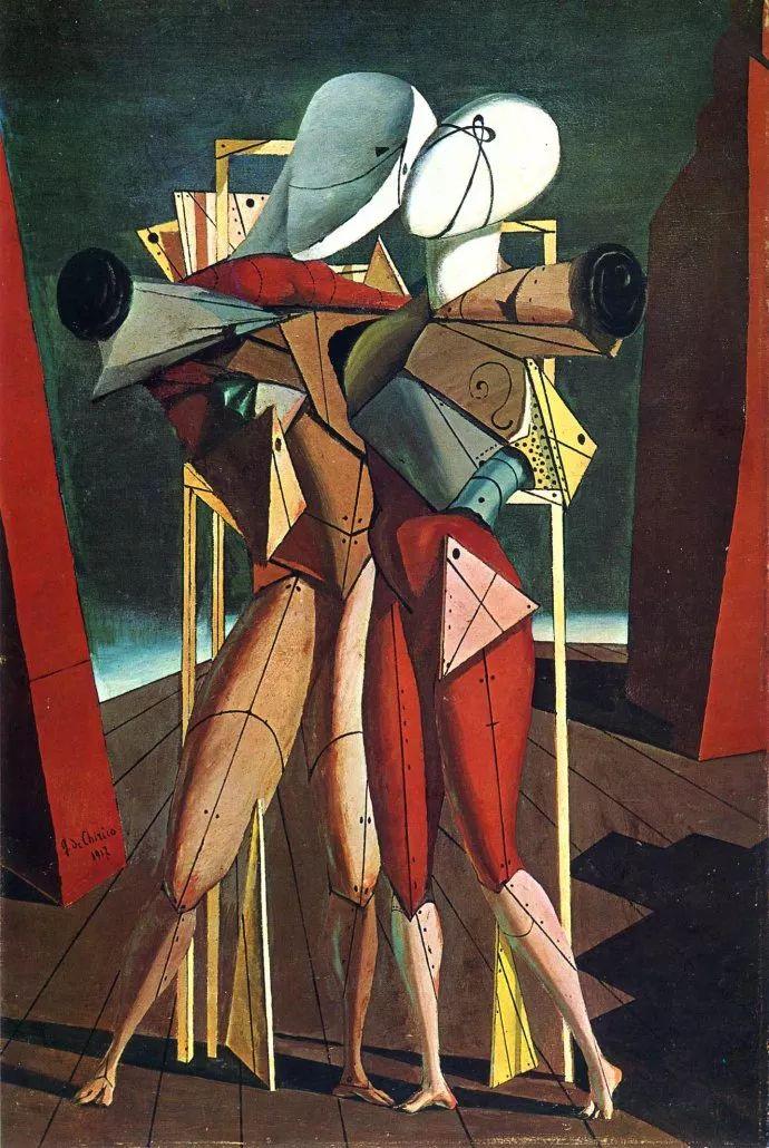 乔治·德·基里科,形而上学画派创始人之一插图65