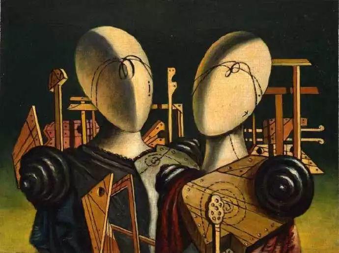 乔治·德·基里科,形而上学画派创始人之一插图67
