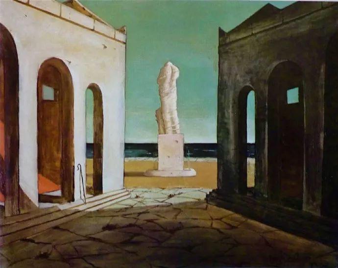 乔治·德·基里科,形而上学画派创始人之一插图69