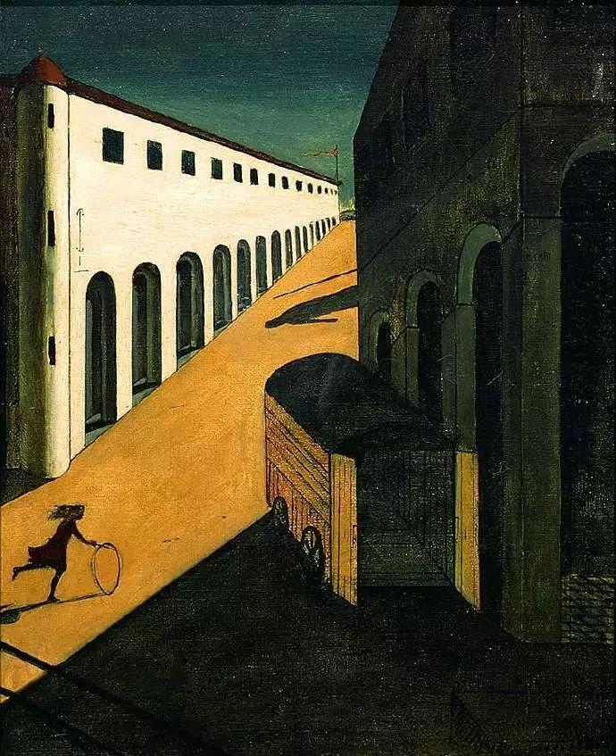 乔治·德·基里科,形而上学画派创始人之一插图71