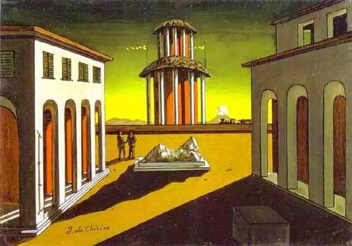 乔治·德·基里科,形而上学画派创始人之一插图73
