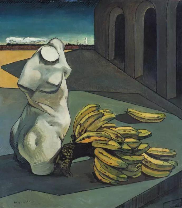 乔治·德·基里科,形而上学画派创始人之一插图79