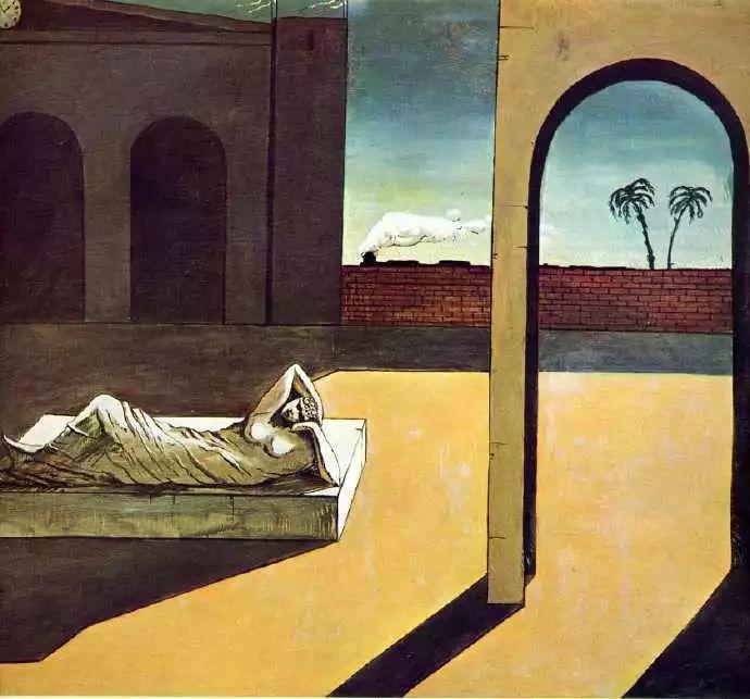 乔治·德·基里科,形而上学画派创始人之一插图81