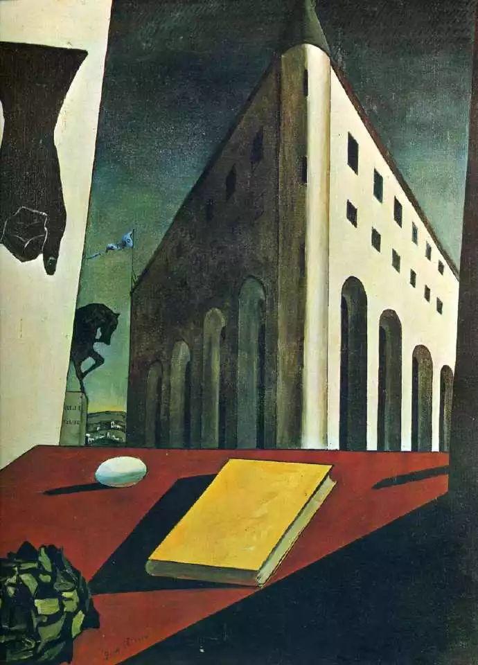 乔治·德·基里科,形而上学画派创始人之一插图83