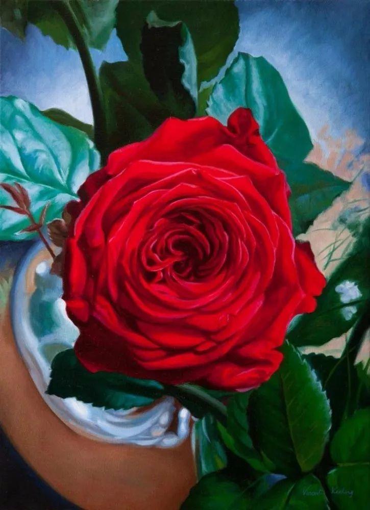 七夕,玫瑰插图11