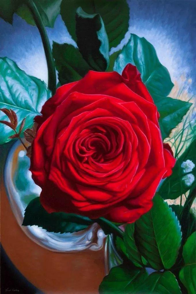 七夕,玫瑰插图17