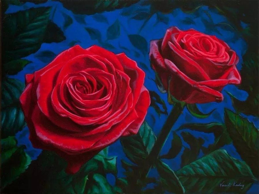 七夕,玫瑰插图23