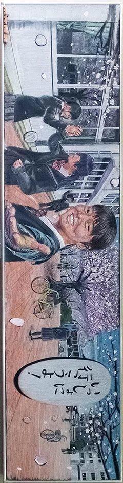 小学老师用粉笔画出油画质感,美到央视为其打call插图63