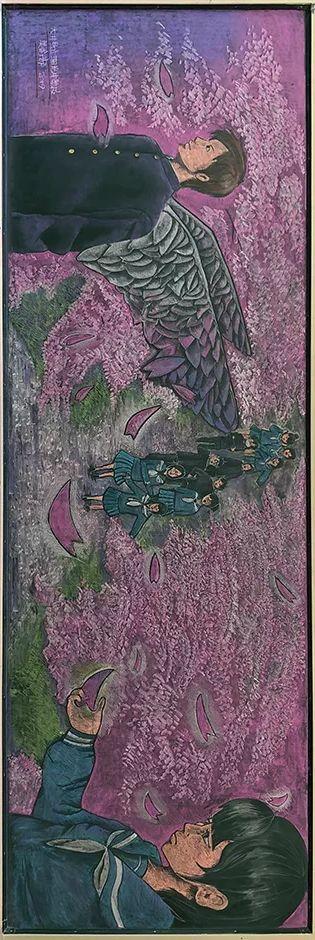 小学老师用粉笔画出油画质感,美到央视为其打call插图67