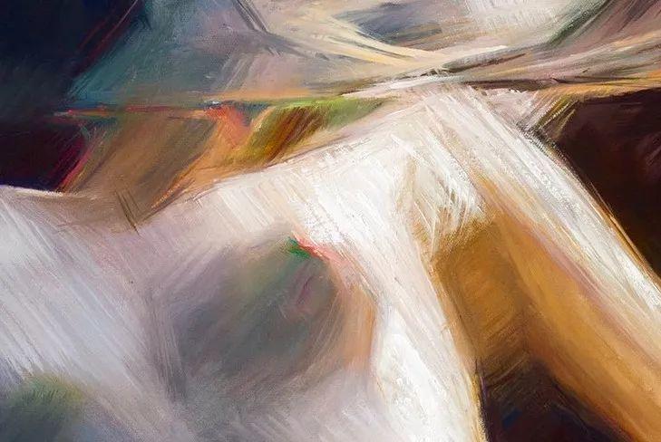 炎炎夏日90后美女画家,不拼颜值拼画功,绘出水下美女淋漓细节插图36