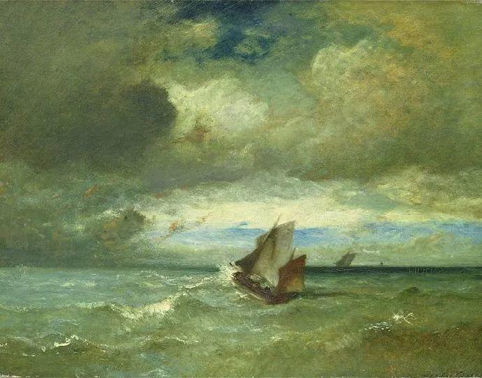 法国-杜普雷,风景画中的贝多芬插图4