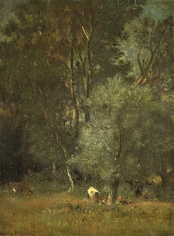 法国-杜普雷,风景画中的贝多芬插图8