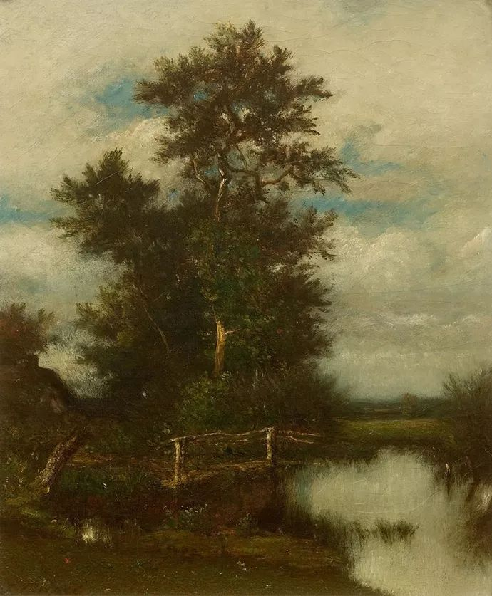 法国-杜普雷,风景画中的贝多芬插图31