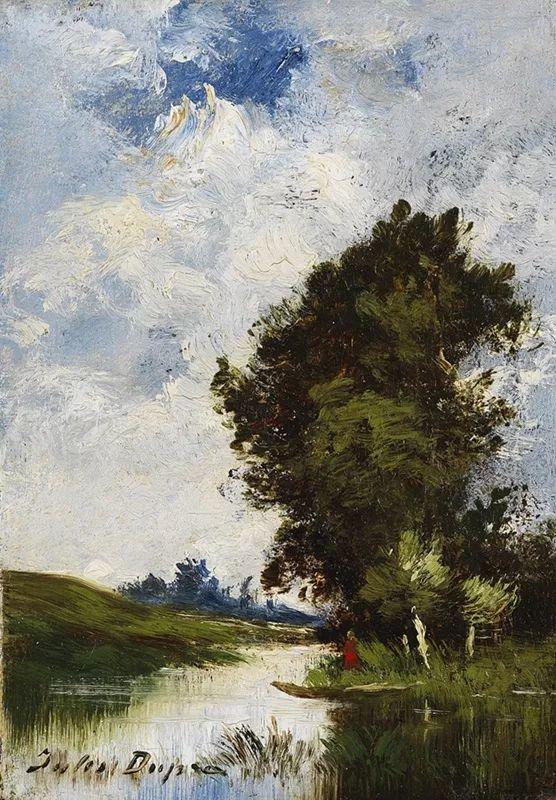 法国-杜普雷,风景画中的贝多芬插图32