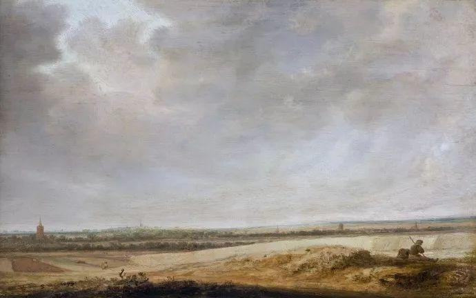 荷兰-所罗门·范·雷斯达尔,哈勒姆新色调风格的倡导者插图24
