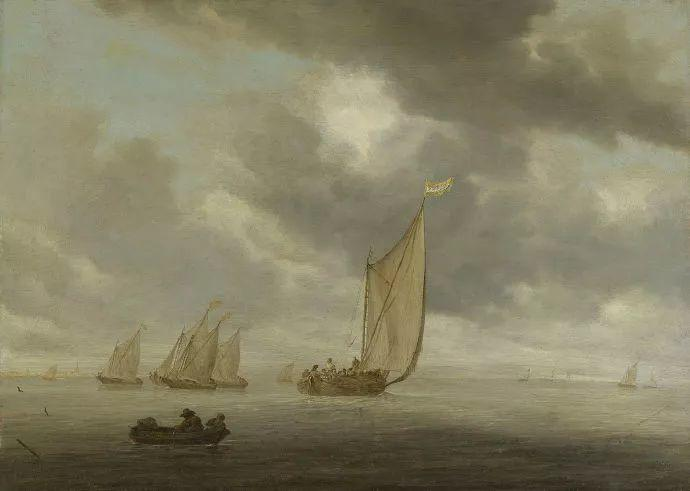 荷兰-所罗门·范·雷斯达尔,哈勒姆新色调风格的倡导者插图26