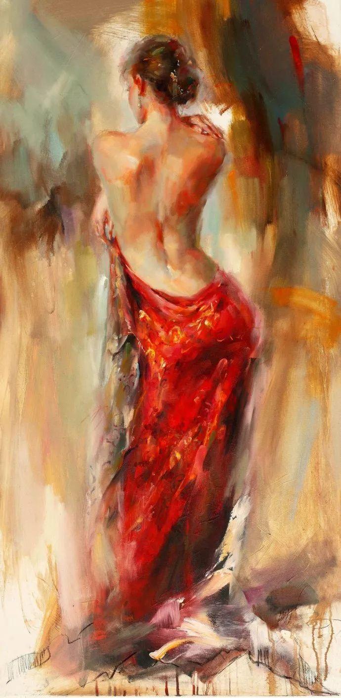 舞动中的美女热情奔放,美得令人如痴如醉插图2