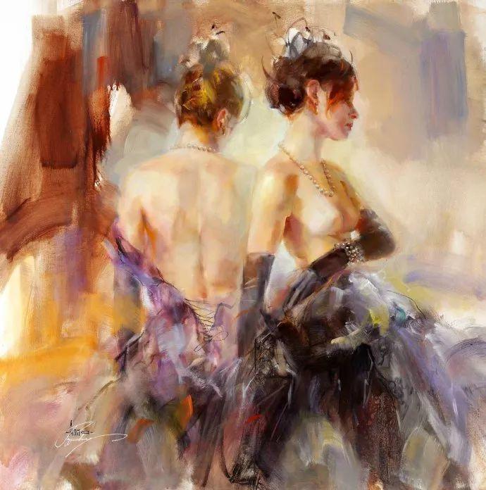 舞动中的美女热情奔放,美得令人如痴如醉插图13