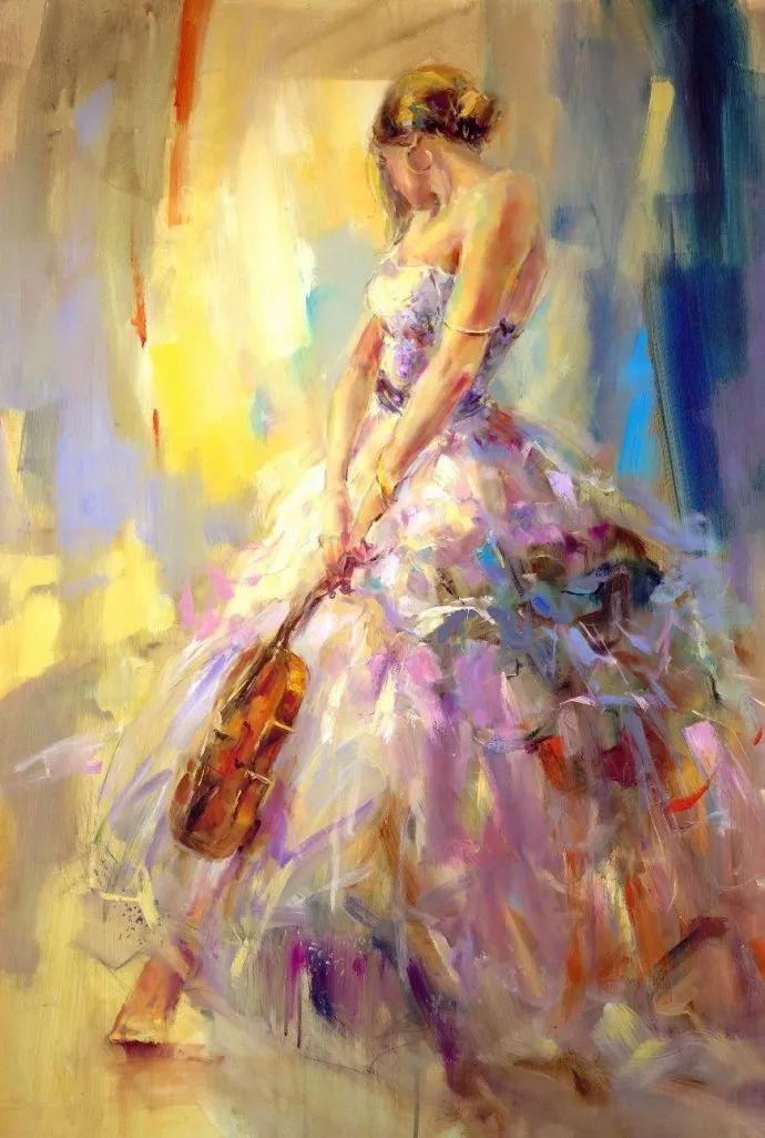 舞动中的美女热情奔放,美得令人如痴如醉插图15