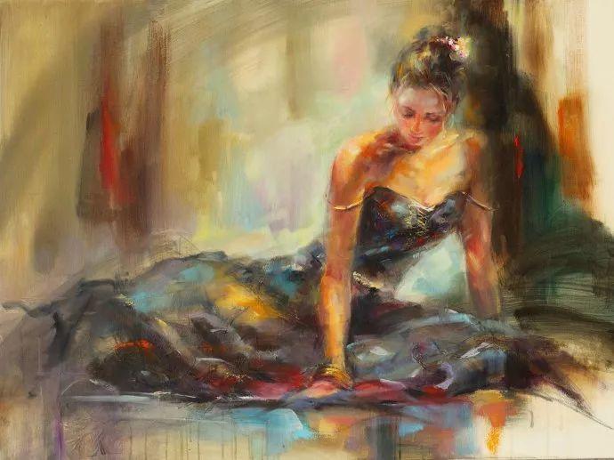舞动中的美女热情奔放,美得令人如痴如醉插图21