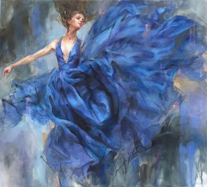 舞动中的美女热情奔放,美得令人如痴如醉插图88