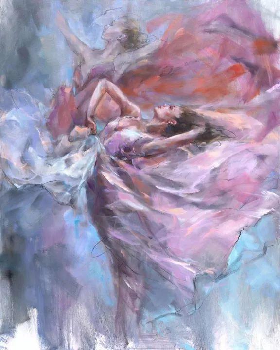 舞动中的美女热情奔放,美得令人如痴如醉插图91