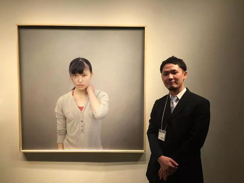因画了一幅水中的女子,日本80后小伙成了新晋绘画大神插图17