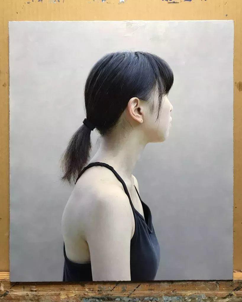 因画了一幅水中的女子,日本80后小伙成了新晋绘画大神插图29