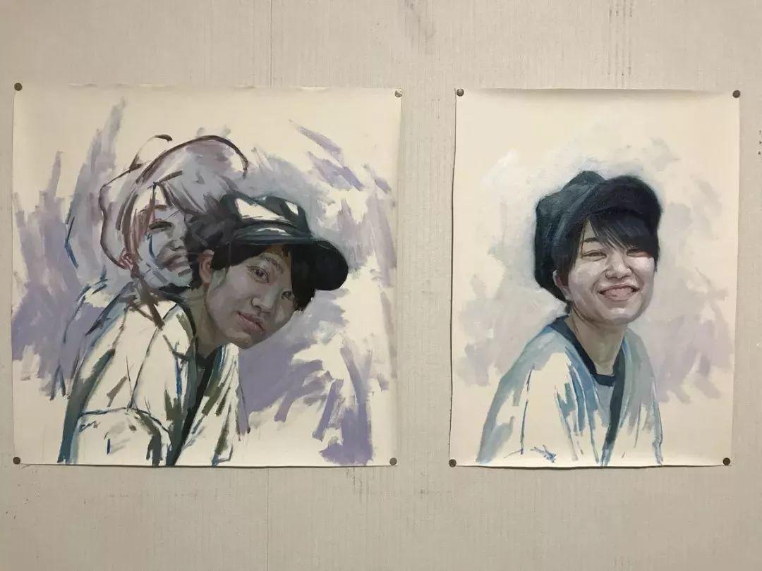 因画了一幅水中的女子,日本80后小伙成了新晋绘画大神插图55