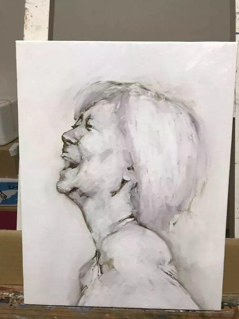 因画了一幅水中的女子,日本80后小伙成了新晋绘画大神插图63