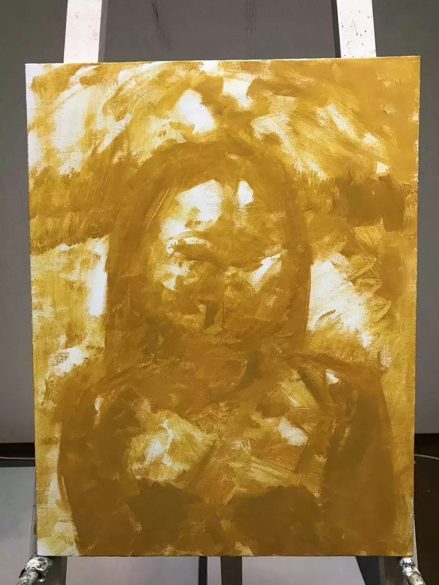 因画了一幅水中的女子,日本80后小伙成了新晋绘画大神插图83