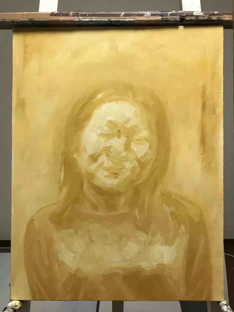 因画了一幅水中的女子,日本80后小伙成了新晋绘画大神插图85