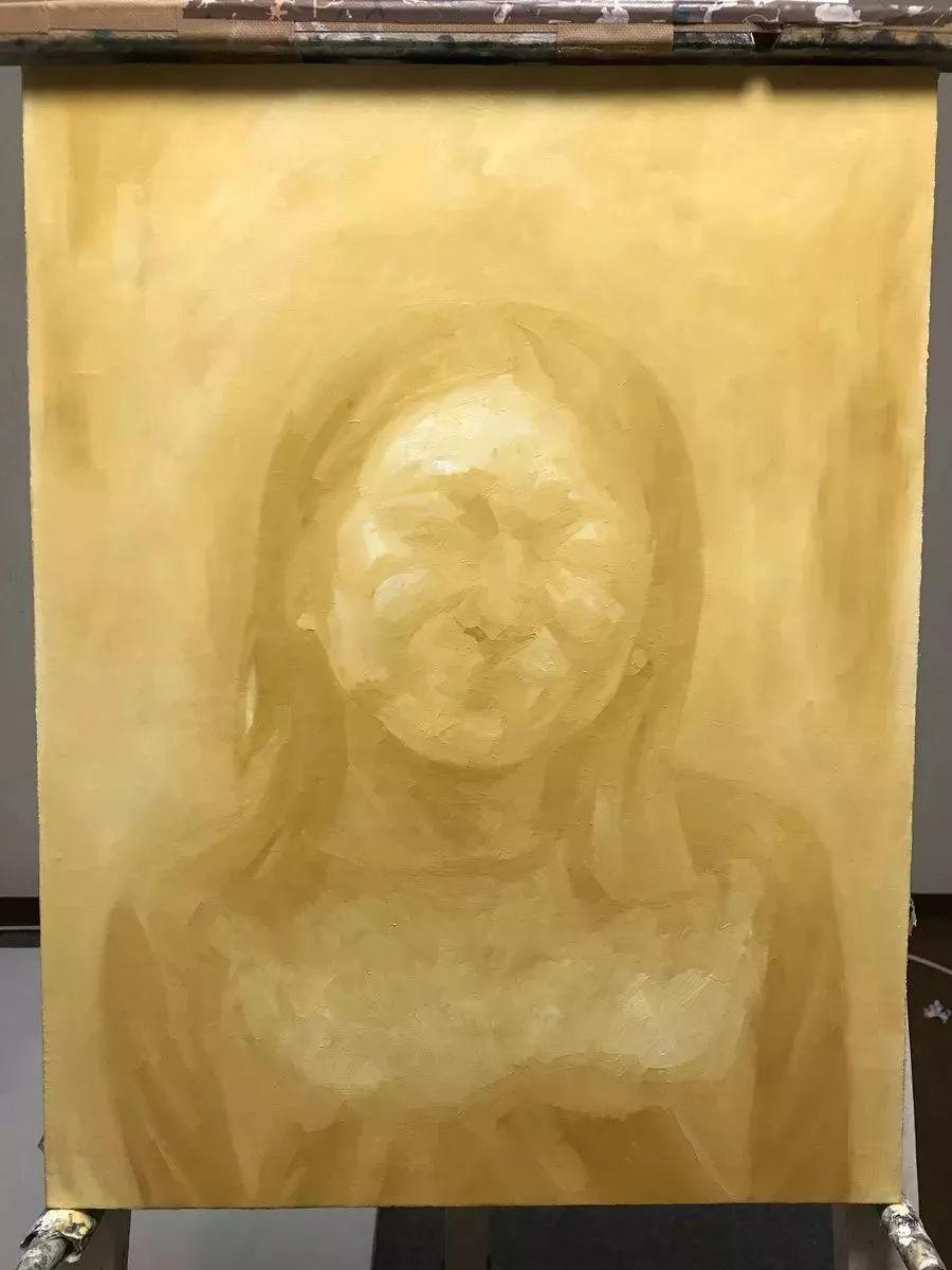 因画了一幅水中的女子,日本80后小伙成了新晋绘画大神插图87