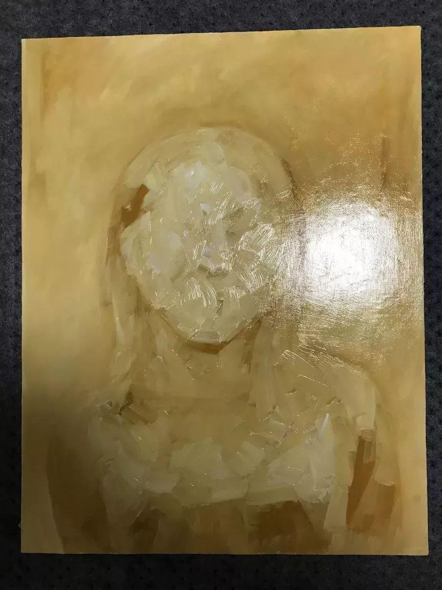 因画了一幅水中的女子,日本80后小伙成了新晋绘画大神插图89