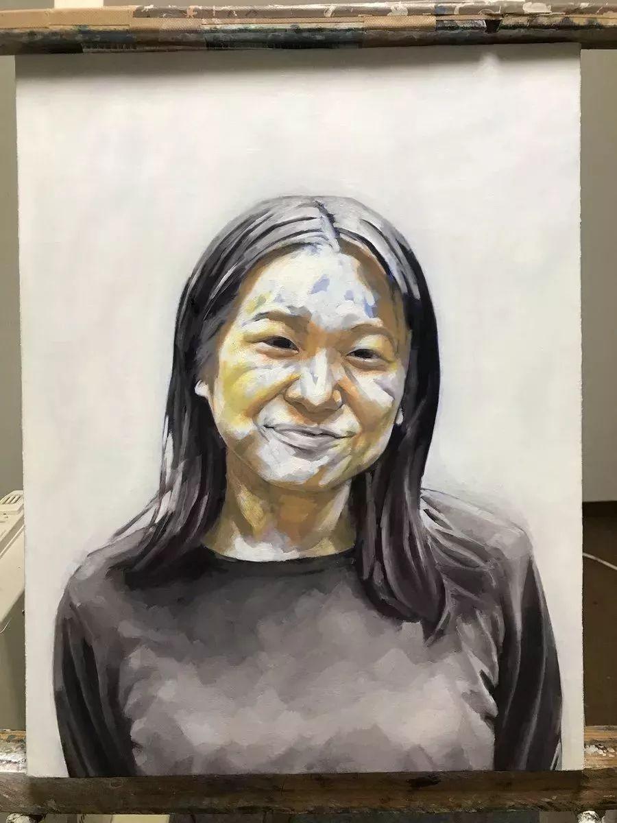 因画了一幅水中的女子,日本80后小伙成了新晋绘画大神插图97