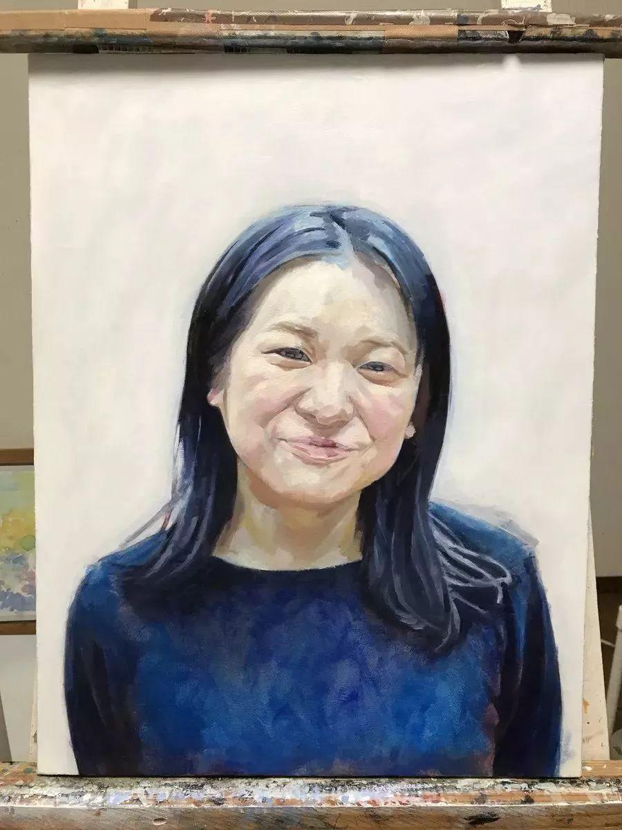 因画了一幅水中的女子,日本80后小伙成了新晋绘画大神插图101