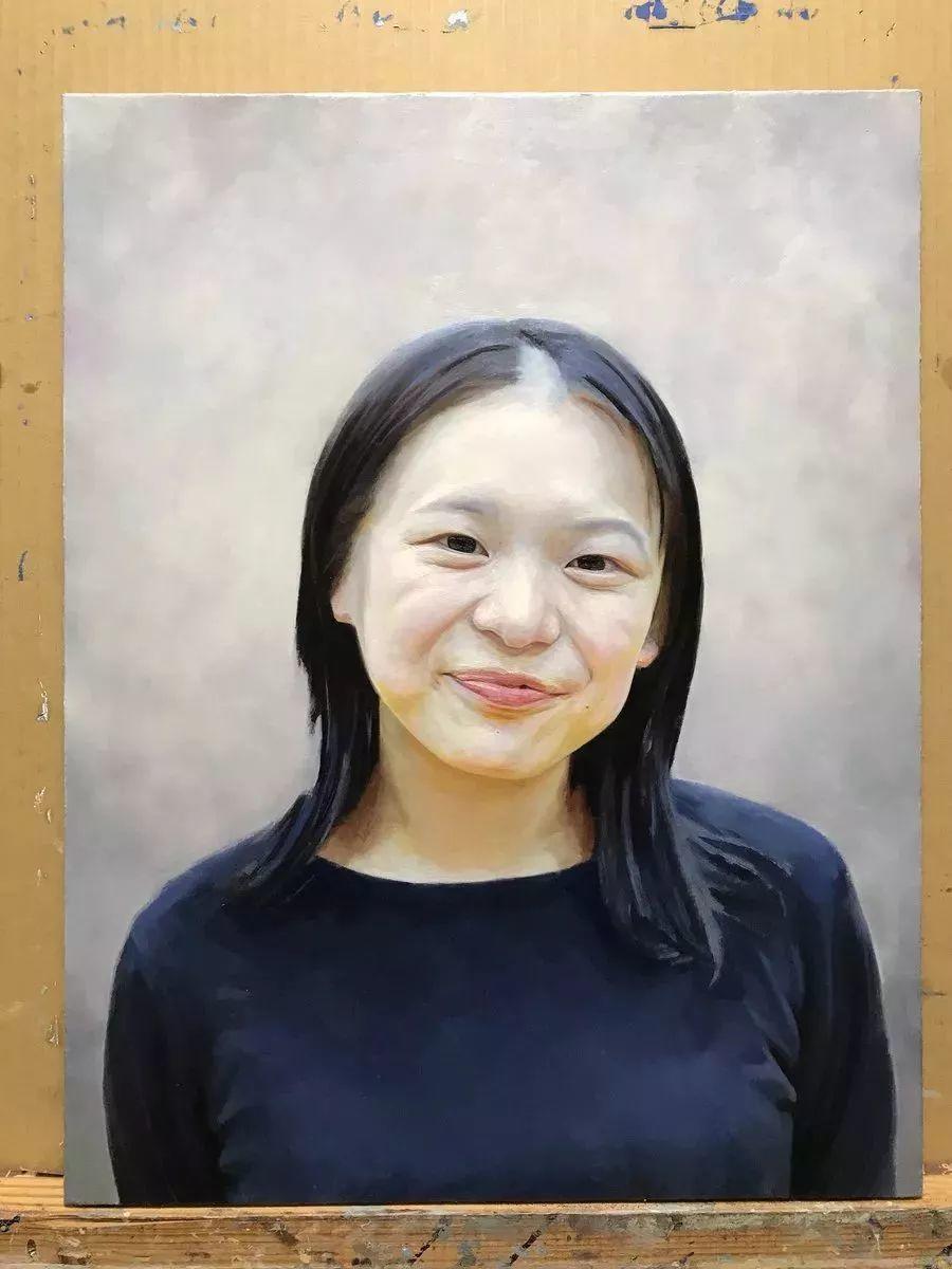 因画了一幅水中的女子,日本80后小伙成了新晋绘画大神插图105