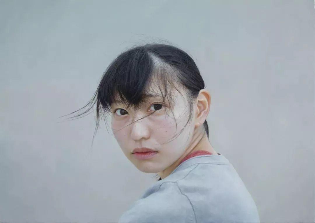因画了一幅水中的女子,日本80后小伙成了新晋绘画大神插图123